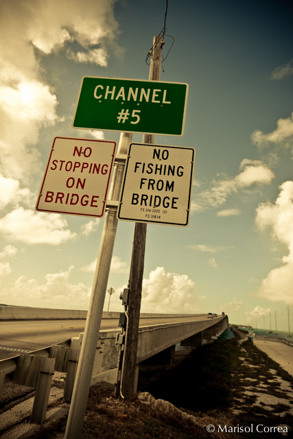 Channel #5, Key West