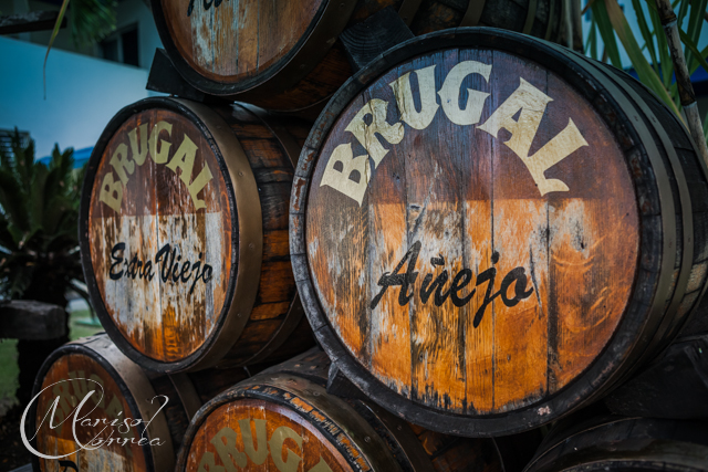 Brugal Factory