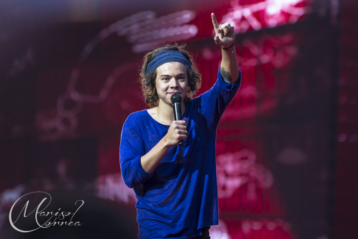 One Direction, Harry Styles