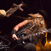 Black Label Society @ Arenan, Stockholm. Mar 2011