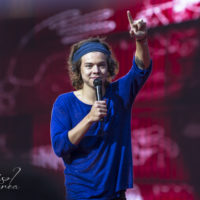 One Direction @ Friends Arena, Stockholm. Jun 2014